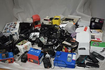 Job Lot Of Mobile Phones (Approx. 57) Mixed Lot LOT 1