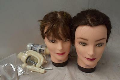 2 Dennis Williams Hair Dressing Training Heads Female