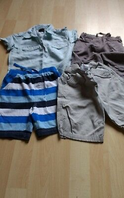Next - 4 Baby Boys Items Aged 12-18 Months