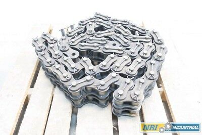 New Rexnord 200-2 Double Strands Cottered Roller Chain 2-1/2 In 14-1/2Ft D566116