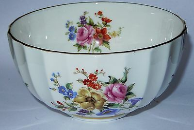 Royal Worcester Roanoke Sugar Bowl. Excellent, probably never used First Quality
