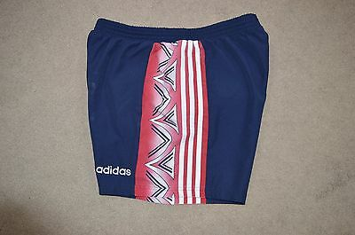 ADIDAS EQT SWIMMING SUMMER SHORTS OLDSCHOOL VINTAGE RETRO IBIZA 80s 90s size L