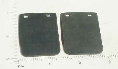 Tonka Reproduction Small Mudflap Set of 2 Replacement Toy Part