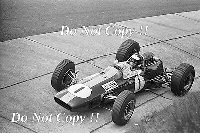 Jim Clark Lotus 33 Winner German Grand Prix 1965 Photograph 4