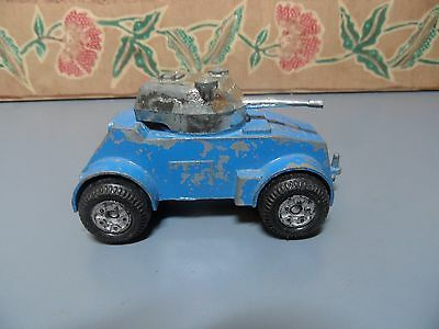 Vintage Lone Star Product Toy Armoured Car