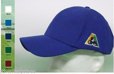 Bowls Australia Lawn Bowls Cap Hat Pique Mesh BA Logo cool 5 colours in stock