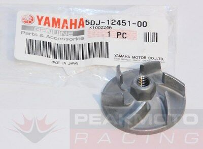YAMAHA WATER PUMP IMPELLER SHAFT OEM YAMAHA YFZ450 YFZ 450 2004-2009 2012-2013