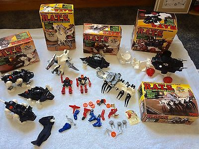 R.A.T.S. Robot Anti Terror Squad  - TOMY Vintage Collection 1980's