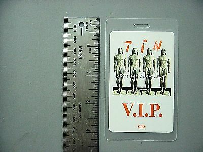 David Bowie backstage pass Laminated Authentic Tin Machine VIP