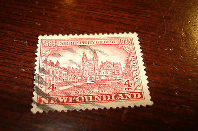 #215 NFLD - Canada - stamp - used