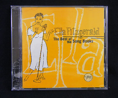 ELLA FITZGERALD : Best of the Songbooks : Still in Shrink Wrap, Never Opened