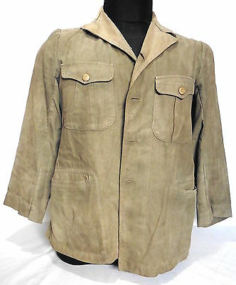 c.WW2 Imperial Japanese Navy or Marine Tropical 4 Pocket Jacket.