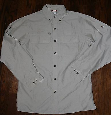 Boy Scouts Of America Vented Long Sleeve Shirt Youth Large