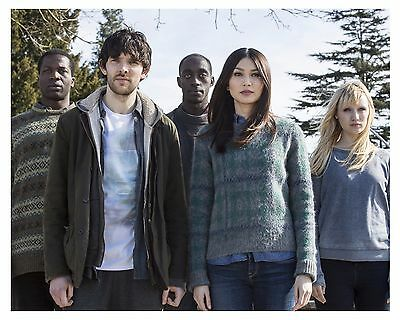 "( HUMANS ) tv show *Gemma Chan* ""Anita"" & Cast (8x10) Glossy- Print"