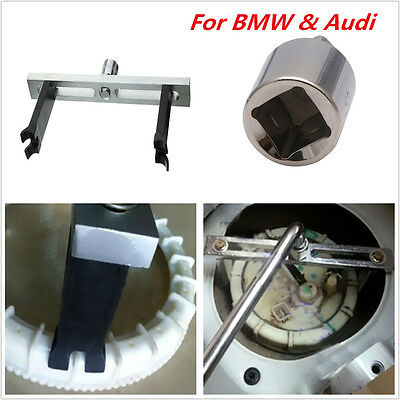 Adjustable Fuel Pump Lid Tank Cover Remove Spanner Wrench Tool For Audi For BMW