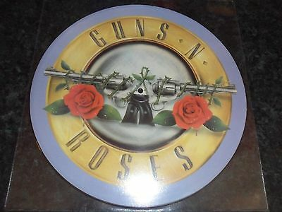 Guns N Roses.welcome To The Jungle.picture Disc