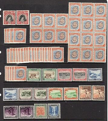 Niue - 1932-1983 - mint/used collection