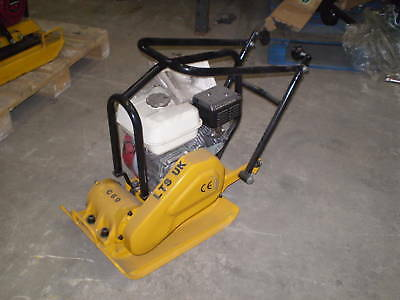 WACKER PLATE COMPACTOR PLATE COMPACTION PLATE c60 12 mth uk warranty