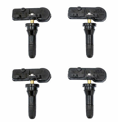Set of 4 New Tire Pressure Monitoring Sensor For Ford 9L3T1A180AE