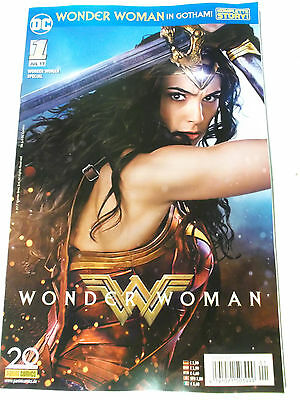 WONDER WOMAN Comic zum Film Movie Special ( Panini 2017 ) NEU