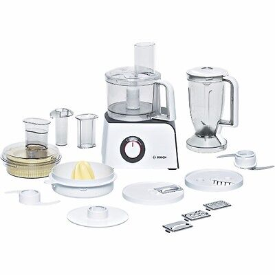 Bosch Compact Food Processor MCM4100GB in White - Ex display
