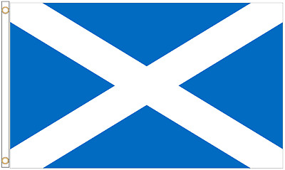 Scotland 5'x3' HEAVY-DUTY NYLON Flag