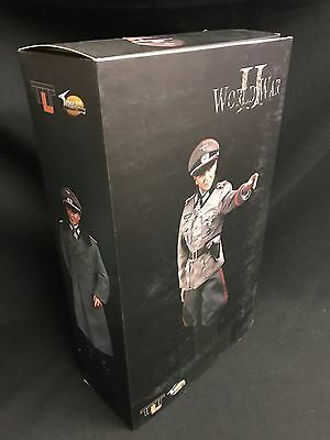 TOYS CITY - GERMAN OFFICER WWII Action Figure
