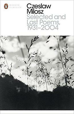 Selected and Last Poems 1931 2004 by  | Paperback Book | 9780141392301 | NEW