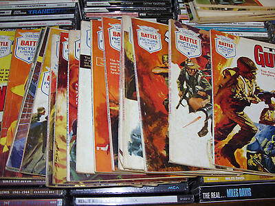 Battle Picture Library Comic  x 19  Issues 1960s