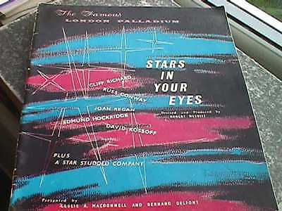 London Palladium - Stars in Your Eyes Programme 1960, Signed by Russ Conway