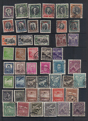 Chile 1923-34 Collection