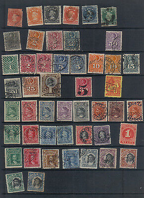 Chile 1853-1905 Collection