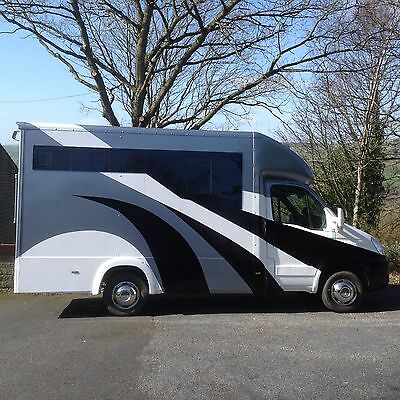 Iveco Daily35S12 MWB Horsebox, New Build 3.5t Horsebox With Living