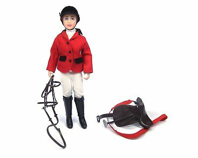 Breyer Classics Chelsea Show Jumper Doll with Saddle and Saddle Pad for Ages 4+