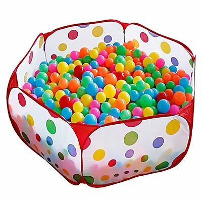 Kids Ball Pit Ball Tent Toddler Ball Pit for Toddlers