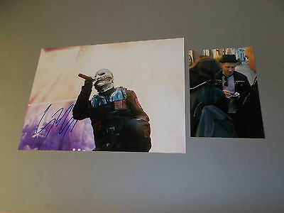 Corey Taylor Slipknot Stone Sour  signed signiert Autogramm 20x28 Foto in person