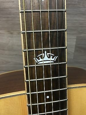 Folk / Orchestra size Acoustic Guitar RRP £369  solid AA grade Sitka Spruce top