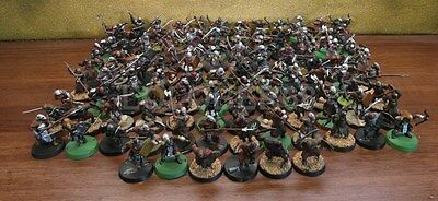 ORC WARRIORS - Lord Of The Rings 114 Plastic Figure(s)