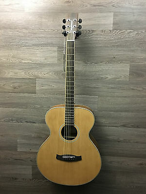 Orchestra /Folk, Full Size Acoustic Guitar in Ovankol wood finish