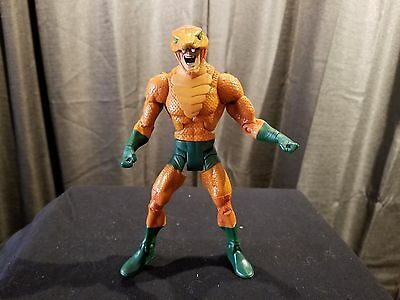 "DC Universe Classics Copperhead 6"" Action Figure Only Justice Society League"