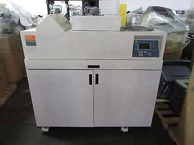 Bourg BDFx Booklet Maker Automated Document Finisher *Working*