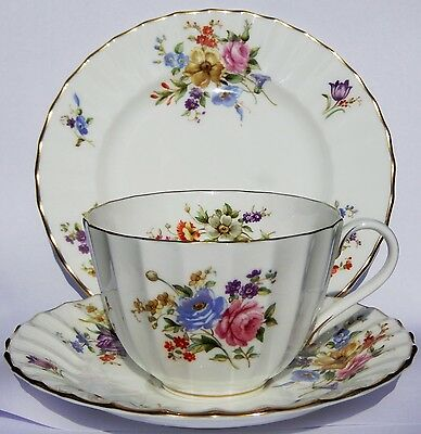 Royal Worcester Roanoke Trio. Excellent, probably never used First Quality