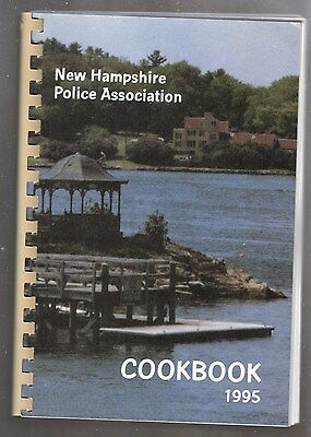 NEW HAMPSHIRE Police Association 1995 COMMUNITY COOK BOOK