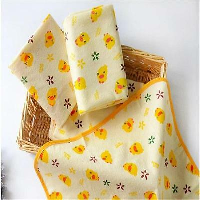 Breathable Waterproof Changing Pad Baby InfantChanging Mat Cover Burp 70*60CM N^
