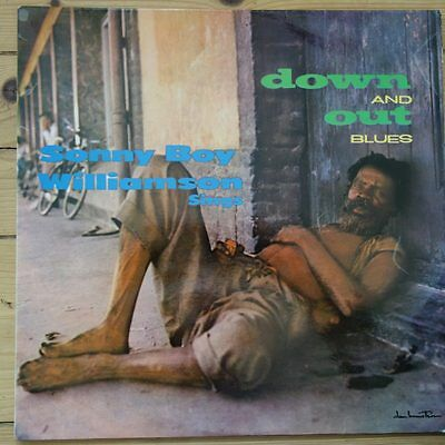 NPL 28036 Sonny Boy Williamson Down and Out Blues