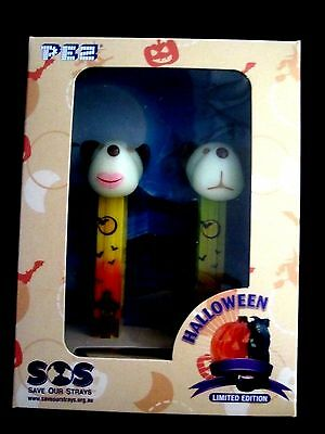 Pez Barky Brown 2015 Halloween Glow in the Dark only  250 made ~$3.99 US ship