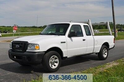 2010 Ford Ranger XL 2010 XL Used 2.3L 4 cyl Automatic Extended Cab Serviced Inspected Work Service