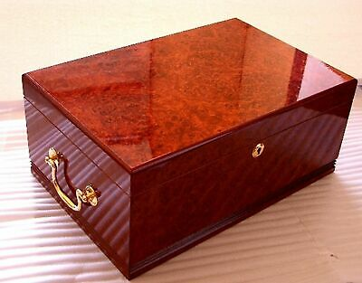 110ct EWT Hi Gloss Humidor  w/Tray