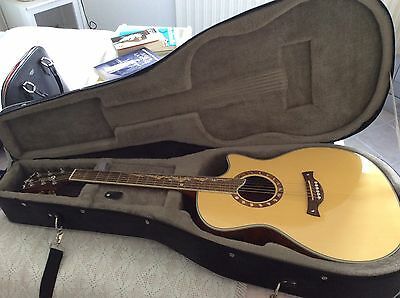 Crafter Guitare Electro Acoustique Moonlight Serie Limitée 30th Anniversary