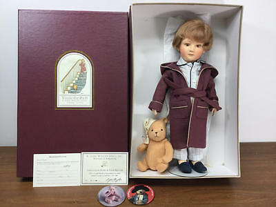 R John Wright Christopher Robin & Winnie-The-Pooh Bedtime Set 189/500